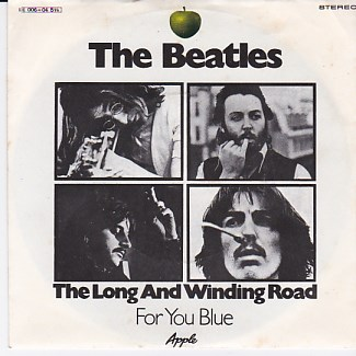 The Long And Winding Road / For You Blue