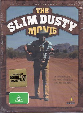 The Slim Dusty Movie DVD/CD Box Set