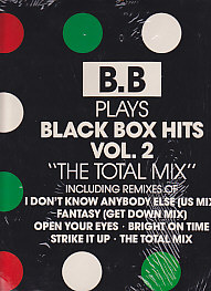 B.B Plays Black Box Hits Vol.2