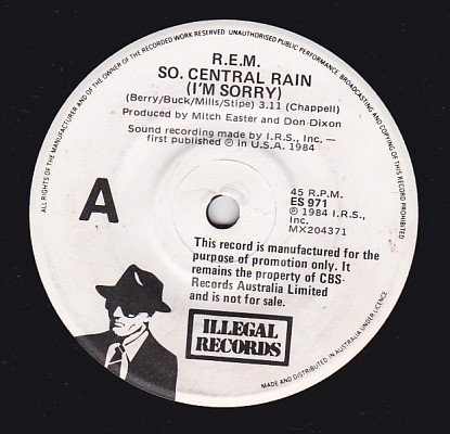 So Central Rain / King Of The Road PROMO