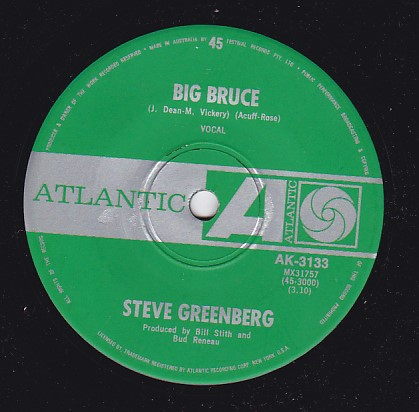 Big Bruce / Run To You