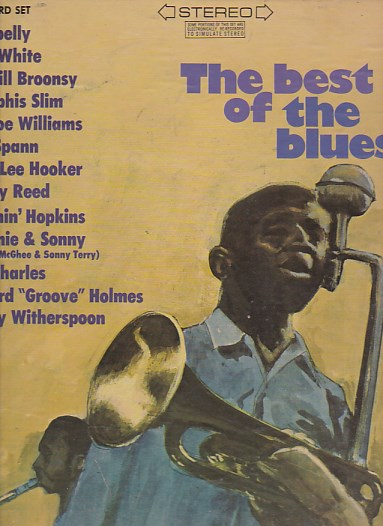 The Best Of The Blues - BOX SET