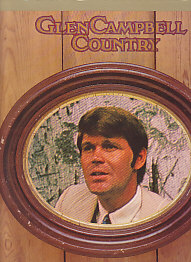 Glen Campbell Country w/Poster