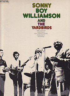 Sonny Boy Williamson And The Yardbirds