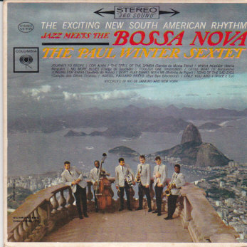 Jazz Meets The Bossa Nova EP