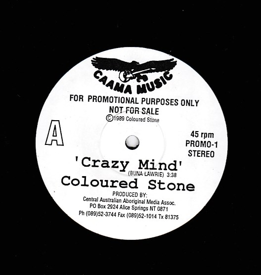 Crazy Mind / Message To The World PROMO