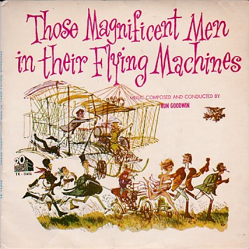 Those MAgnificent men In Their Flying Machines EP