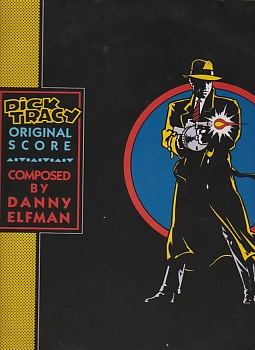 Dick Tracy Original Score