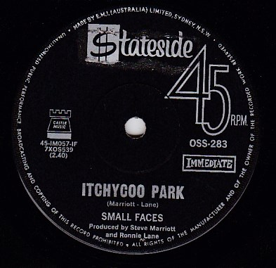 Itchycoo Park / I'm Only Dreaming