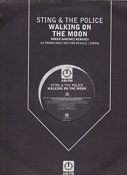 Walking On The Moon - Roger Sanchez Remixes