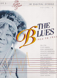 Golden Years in Digital Stereo THE BLUES 1923 to 1933