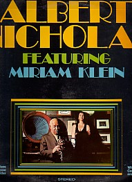 Albert Nicholas All Stars featuring Miriam Klein