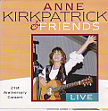 Anne Kirkpatrick And Friends LIVE