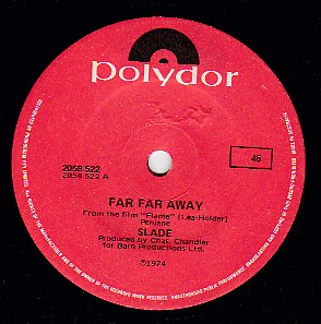 Far far Away / O.K. Yesterday Was Yesterday