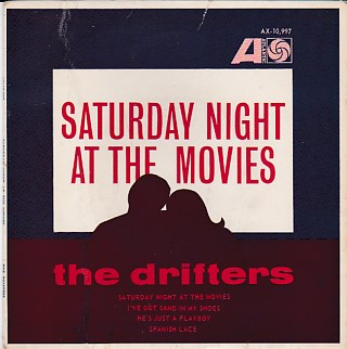 Saturday Night At The Movies EP COVER ONLY