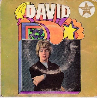 David EP COVER ONLY