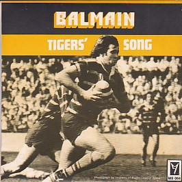 The Balmain Tigers Song / The Kangaroo March