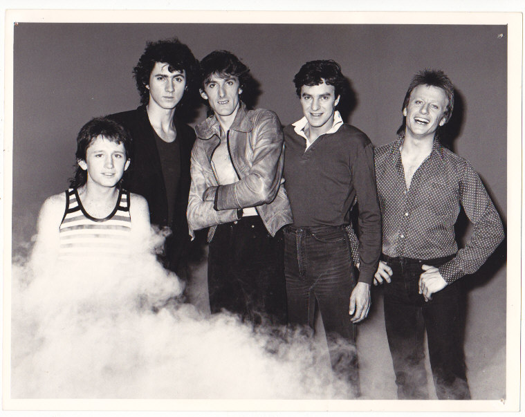 Radiators Signed Press Photo