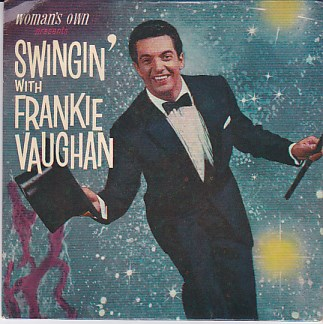 Swingin' With Frankie Vaughan EP