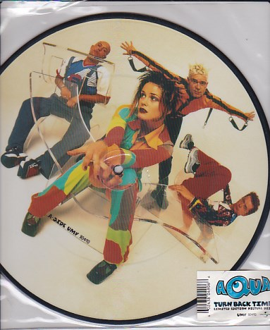 Turn Back Time - 10 INCH PICTURE DISC