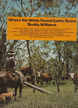 Where The White Faced Cattle Roam