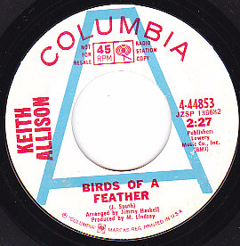 Birds of a feather / To know her is to love her