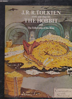 Reads And Sings His The Hobbit And The Fellowship Of The Ring
