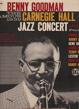 Carnegie Hall Jazz Concert Vol.1
