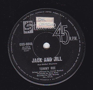 Jack And Jill / Tip Toe Tina