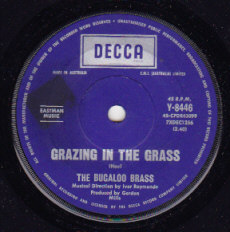 Grazing in the grass / Once upon a time