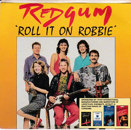 Roll It On Robbie / Empty Page