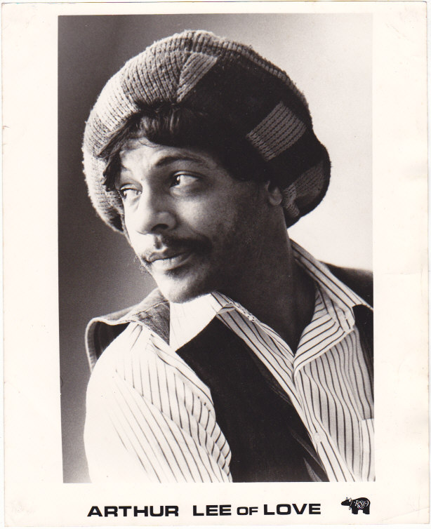 Arthur Lee Of Love Publicity Press Photo