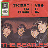 Ticket to ride / Yes it is