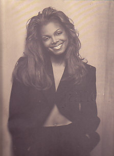 Janet World Tour TOUR PROGRAM