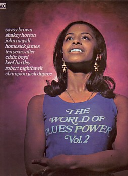 World of Blues Power Vol.2